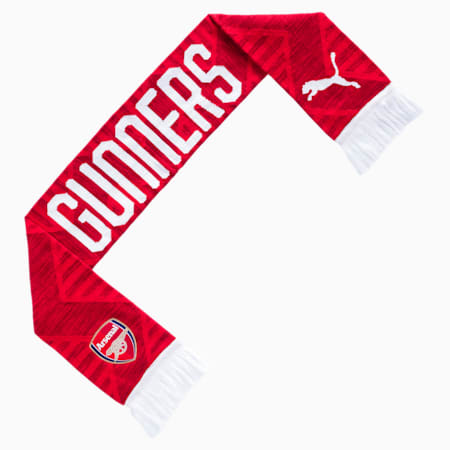 AFC Fan Scarf, Chili Pepper-High Risk Red, small