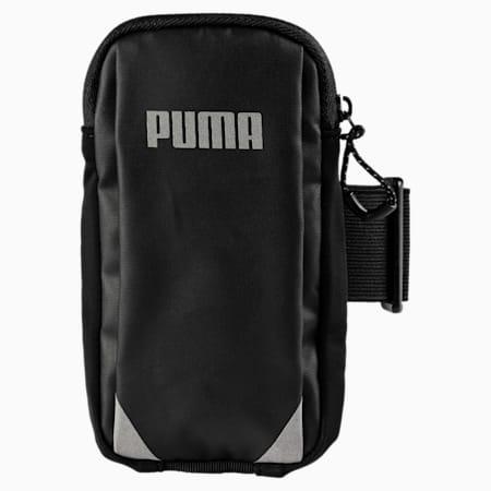 Running Arm Pocket, Puma Black, small-IND