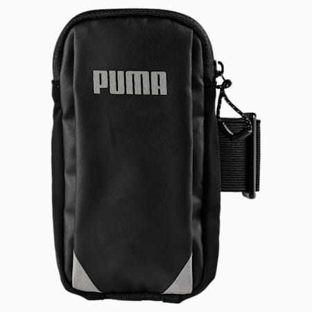 ランニング PR アームポケット, Puma Black, small-JPN