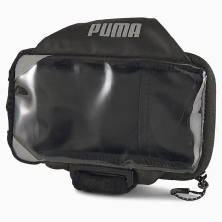 Mobilarmbånd til løbere, Puma Black, small