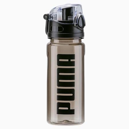 PUMA Sportstyle Unisex Training Water Bottle, Puma Black, small-IND