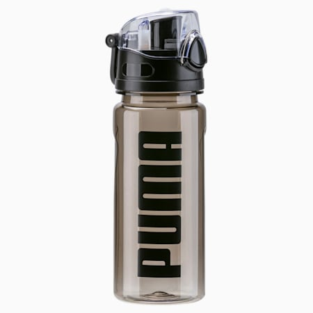PUMA Training Water Bottle, Puma Black, small-SEA