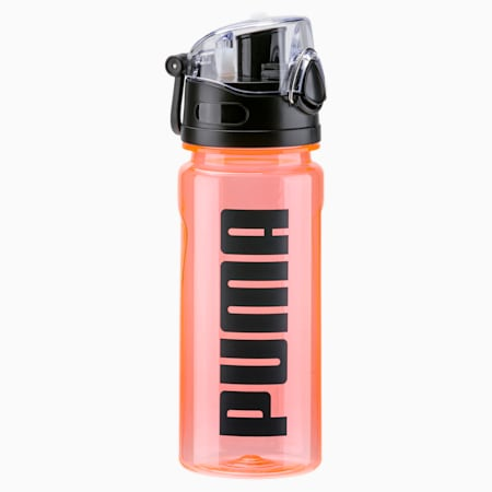 Training Sportstyle Water Bottle, Bright Peach, small