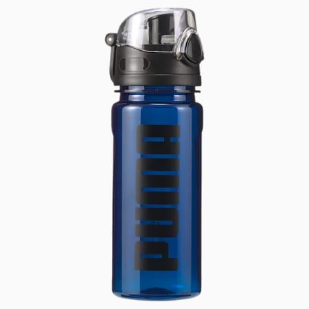 PUMA Training Water Bottle, Elektro Blue, small