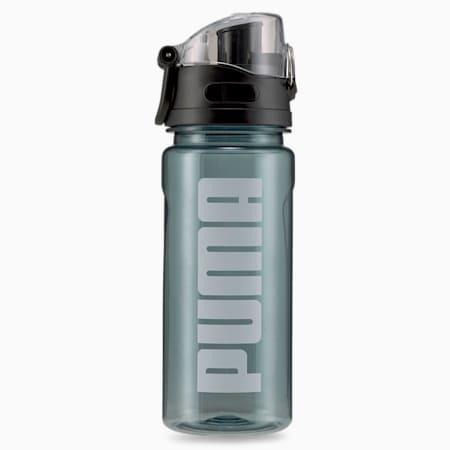 PUMA Sportstyle Unisex Training 600ml Water Bottle, China Blue, small-IND