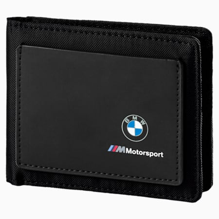 BMW M Motorsport Portemonnaie, Puma Black, small