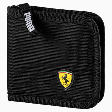 SF Fanwear Wallet, Puma Black, small-SEA