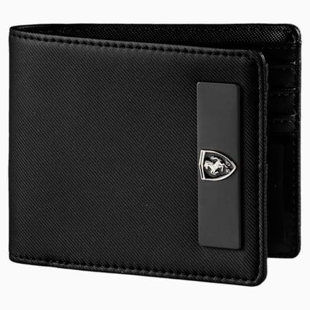 Ferrari Lifestyle Wallet, Puma Black, small-SEA