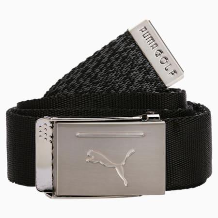 PUMA GOLF Reversible Belt, Puma Black, small-SEA