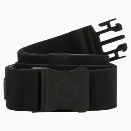 PUMA GOLF Ultralite Stretch Belt, Puma Black, small-SEA