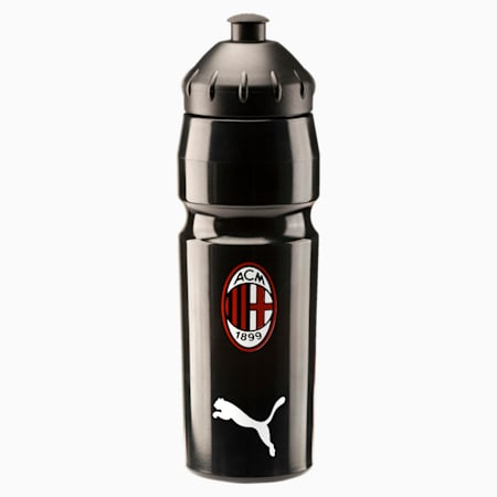 AC Milan Water Bottle, Tango Red, small