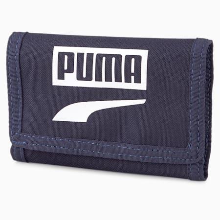 PUMA Plus Wallet II, Peacoat, small-IND