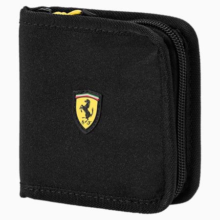 Ferrari Fanwear Wallet, Puma Black, small-IND