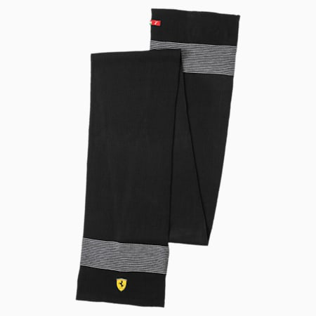 Écharpe Ferrari Fanwear, Puma Black, small