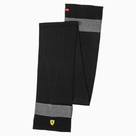 Ferrari Fanwear Scarf, Puma Black, small-IND