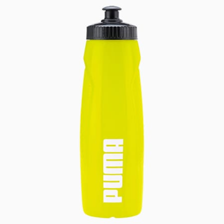 Training Bottle 0.8L, Yellow Alert, small-IND
