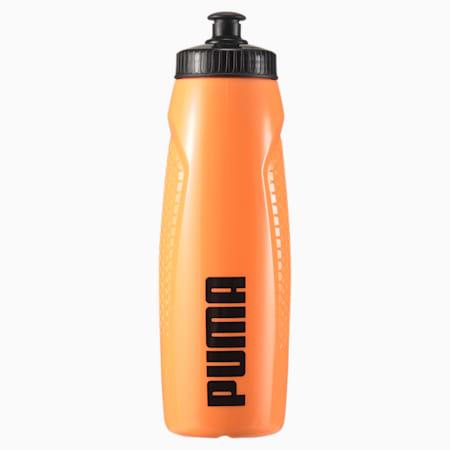PUMA Unisex Training Bottle, Soft Fluo Orange, small-IND