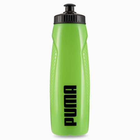 PUMA Training Unisex 750ml Water Bottle, Green Glare, small-IND
