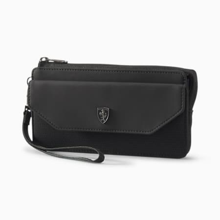 Scuderia Ferrari Lifestyle Women's Wallet, Puma Black, small-IND
