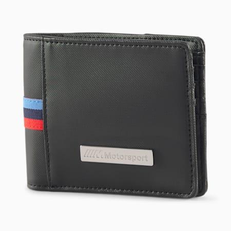 BMW M Motorsport Lifestyle Wallet, Puma Black, small-SEA