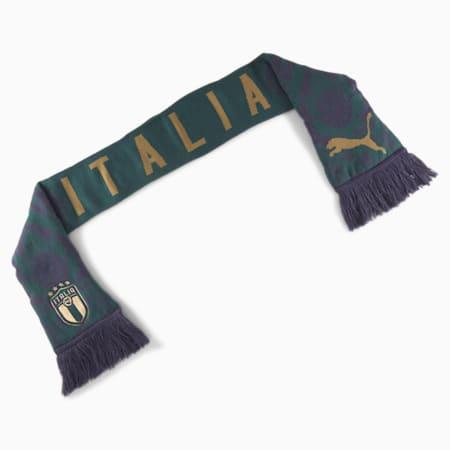 Italia Football Cullture Schal, Ponderosa Pine-Peacoat, small