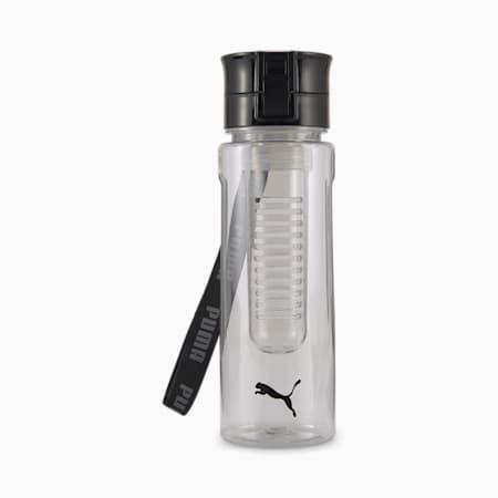 PUMA Fruit Infuser Unisex Training Bottle, Transparent, small-IND