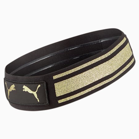 PUMA x BALMAIN Headband, Puma Black, small