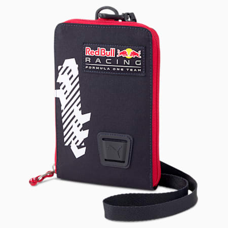 Red Bull Racing Street Wallet, NIGHT SKY, small-SEA
