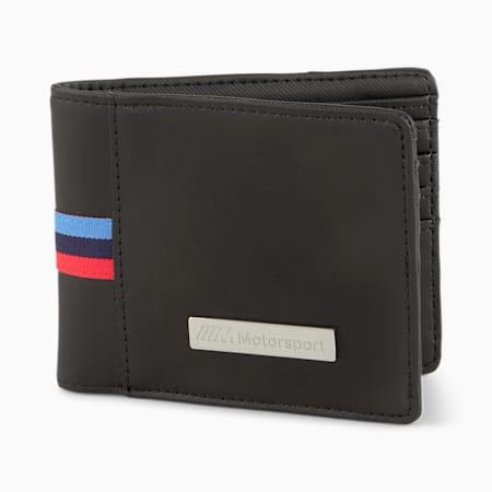 BMW M Motorsport Wallet, Puma Black, small-IND