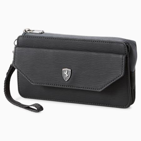 Scuderia Ferrari Style Women's Wallet, Puma Black, small-IND