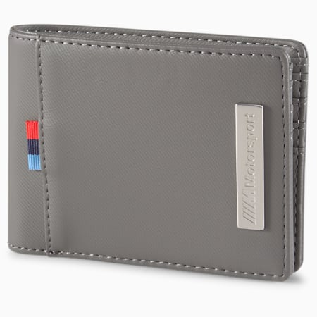 BMW M Motorsport Wallet, Smoked Pearl, small