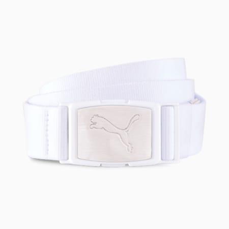 울트라라이트 스트레치 벨트/Ultralite Stretch Belt, Bright White, small-KOR