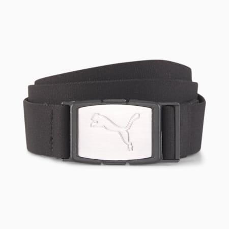 울트라라이트 스트레치 벨트/Ultralite Stretch Belt, Puma Black, small-KOR
