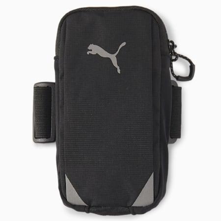 Running Armband, Puma Black, small-GBR