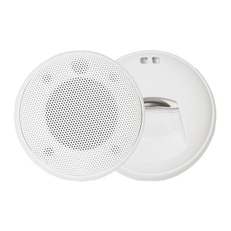 PopTop Mini Bluetooth Speaker, Bright White, small
