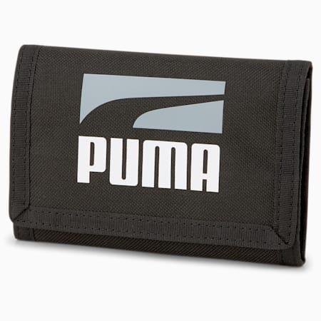 PUMA Plus II Unisex Wallet, Puma Black, small-IND