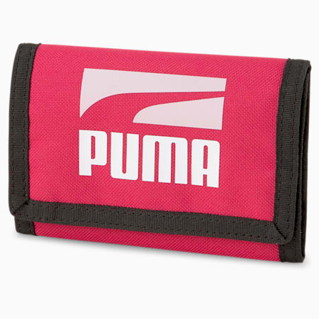 Plus II Wallet, Persian Red, small