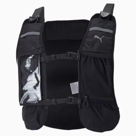 PR Unisex Running Vest, Puma Black, small-IND