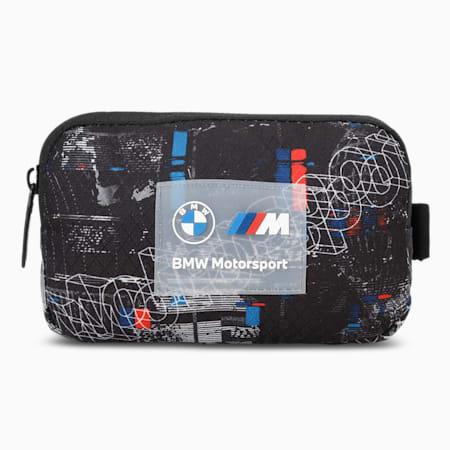 BMW M Motorsport Street Wallet Unisex Wallet, Puma Black, small-IND