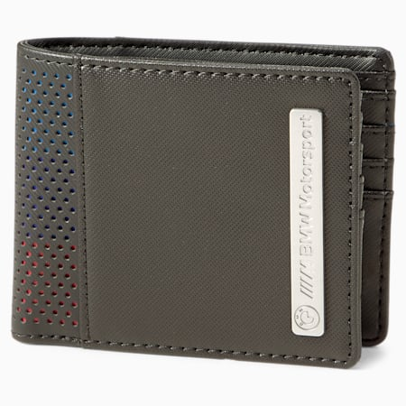 BMW M Motorsport Wallet, Puma Black, small