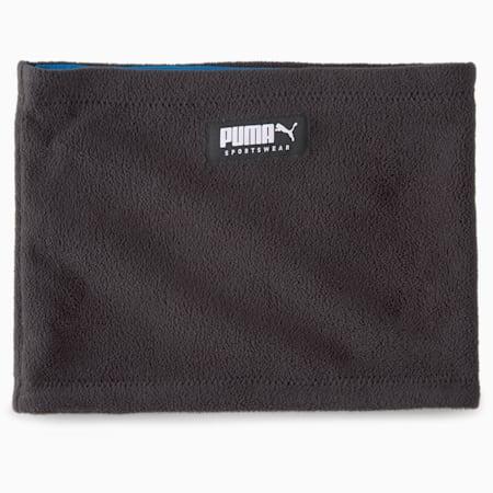 Reversible Neck Warmer, Puma Black-Future Blue, small-GBR