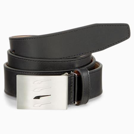 X Leather CTL 골프 벨트/X Leather CTL Belt, Puma Black, small-KOR