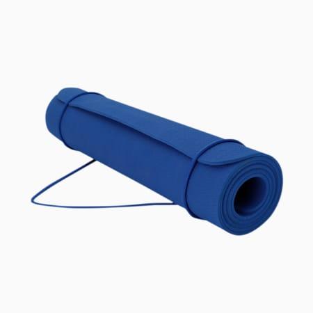 PUMA Anti - Slip Reversible Yoga Mat- 6 MM thickness, Ultra Blue, small-IND