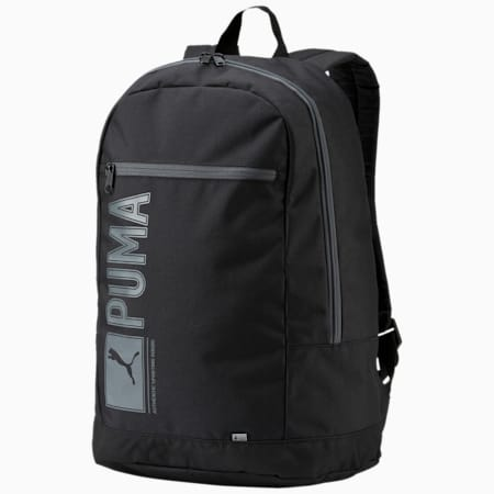 Mochila Pioneer I, black, small