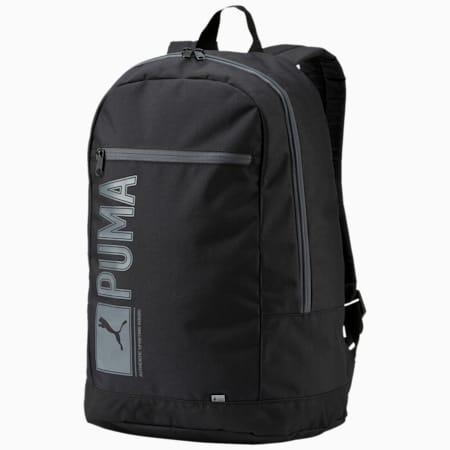 Plecak Pioneer I, black, small