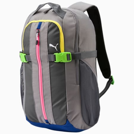 PUMA Apex Backpack, dark shadow-sprint package, small-IND