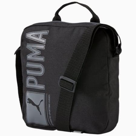 Pioneer Shoulder Bag, black, small-SEA