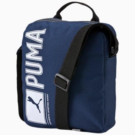 Pioneer Shoulder Bag, new navy, small-SEA