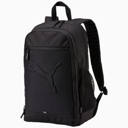 PUMA Buzz Reflective Unisex Durabase Backpack, black, small-IND
