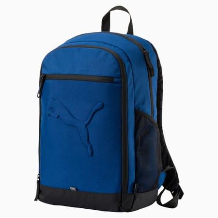 PUMA Buzz Reflective Unisex Durabase Backpack, Limoges, small-IND
